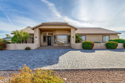 Gilbert Single Family Home For Sale: 1719 S 140th Place