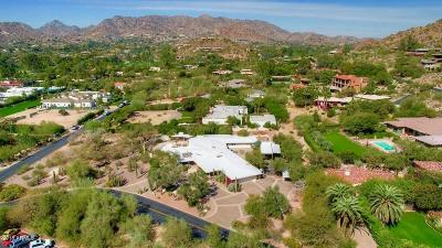 Paradise Valley Single Family Home UCB (Under Contract-Backups): 6800 N Mummy Mountain Road