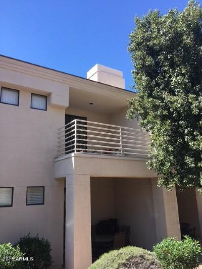 Scottsdale Condo/Townhouse For Sale: 8270 N Hayden Road #2028
