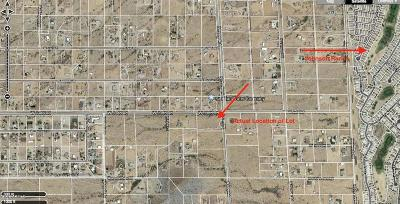 San Tan Valley Residential Lots & Land For Sale: Xx W Judd Road