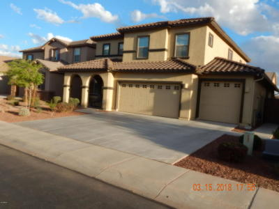 Gilbert Single Family Home For Sale: 3523 E Alfalfa Drive