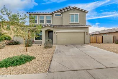 Avondale Single Family Home For Sale: 10859 W Woodland Avenue