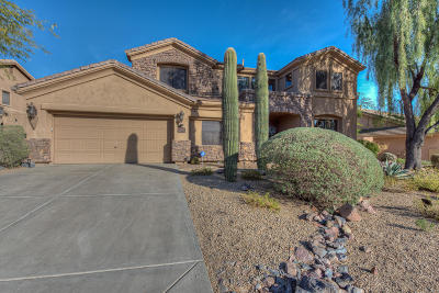 Scottsdale Single Family Home For Sale: 16465 N 105th Way