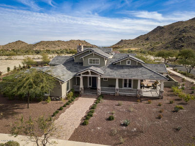 Verrado Single Family Home For Sale: 3891 N Latimer Place