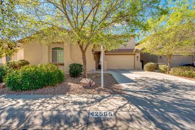 Maricopa Single Family Home For Sale: 42505 W Avella Drive