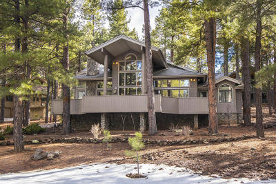 Flagstaff Single Family Home For Sale: 5779 Griffiths Spring