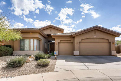 Fountain Hills Single Family Home For Sale: 15507 E Chaparral Way