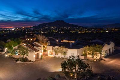 Scottsdale Single Family Home For Sale: 8292 E Black Mountain Road