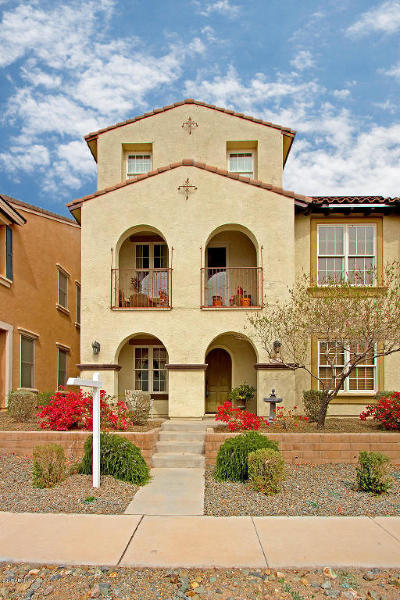 Peoria Condo/Townhouse UCB (Under Contract-Backups): 28942 N 124th Glen