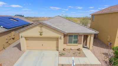 Maricopa Single Family Home For Sale: 18481 N Cook Drive