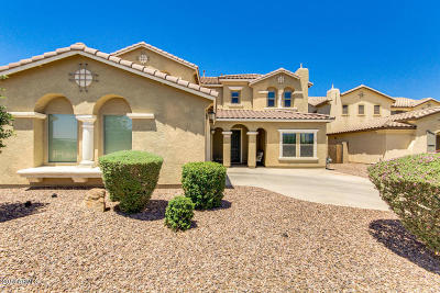 Queen Creek Single Family Home For Sale: 22302 E Creekside Court E