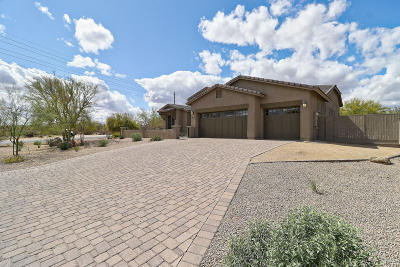 Rio Verde Single Family Home For Sale: 26602 N Aguila Road