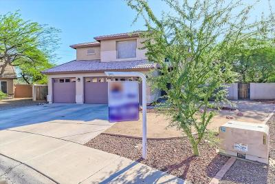 Peoria Single Family Home For Sale: 8362 W Shaw Butte Drive