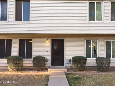 Tempe Condo/Townhouse UCB (Under Contract-Backups): 709 E Vaughn Drive