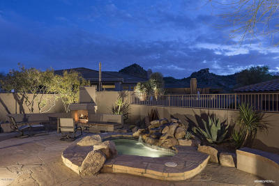 Scottsdale Single Family Home For Sale: 7755 E Evening Glow Drive