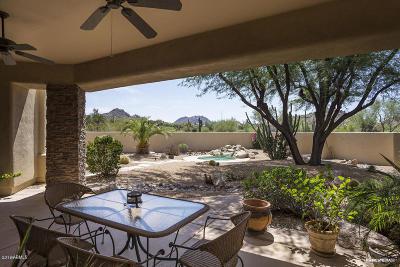 Scottsdale Single Family Home For Sale: 9876 E Gamble Lane