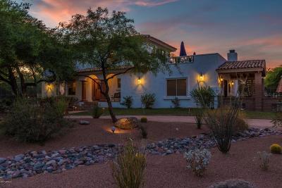 Scottsdale Single Family Home For Sale: 10606 E Sunnyside Drive