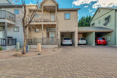 Tempe AZ Condo/Townhouse For Sale: $335,000