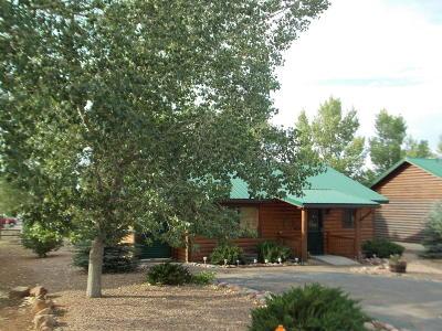Overgaard AZ Single Family Home For Sale: $139,900