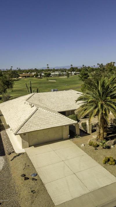 Sun City Rental For Rent: 17428 N Conquistador Drive