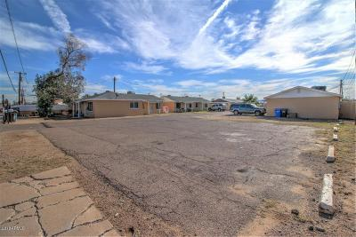 Phoenix Multi Family Home For Sale: 3323 Monroe Street