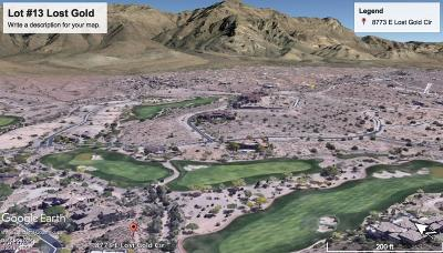 Superstition Mountain Residential Lots & Land For Sale: 8773 E Lost Gold Circle