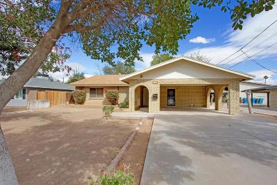 Phoenix Single Family Home For Sale: 748 W Coolidge Street