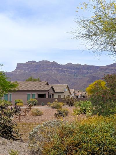 Gold Canyon East Rental For Rent: 4701 S Desert Dawn Drive