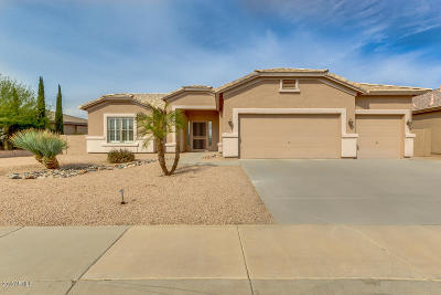 Chandler AZ Single Family Home For Sale: $399,000