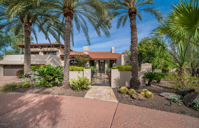 Paradise Valley AZ Single Family Home For Sale: $1,850,000