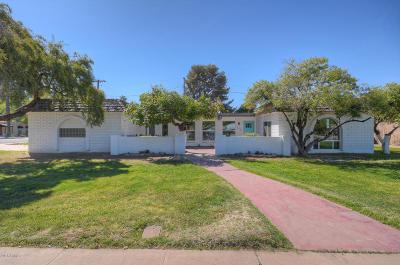 Phoenix Single Family Home For Sale: 219 E Northern Avenue