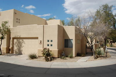 Scottsdale AZ Condo/Townhouse For Sale: $340,000