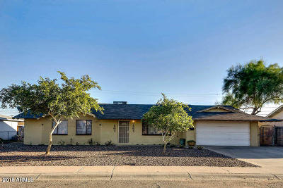 Phoenix Single Family Home For Sale: 2943 N 53rd Parkway