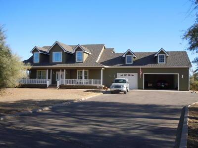 Scottsdale Single Family Home For Sale: 27921 N 153rd Street