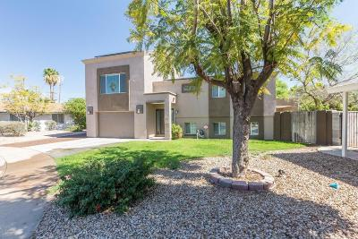 Scottsdale Single Family Home For Sale: 8421 E Mackenzie Drive