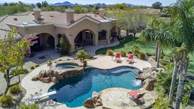 Scottsdale Single Family Home For Sale: 10826 E Laurel Lane