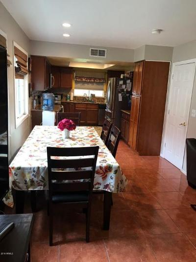 Glendale Single Family Home For Sale: 4521 W Brown Street