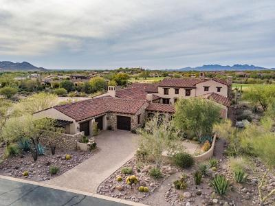 Gold Canyon AZ Single Family Home For Sale: $1,845,000