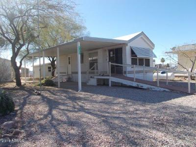 Escapees At North Ranch Mobile/Manufactured For Sale: 21261 W Golden Nugget Drive