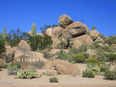 Scottsdale Residential Lots & Land For Sale: 36935 N 101st Street