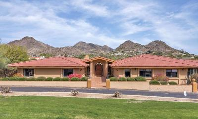 Paradise Valley Single Family Home For Sale: 4012 E Claremont Avenue