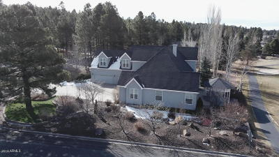 Flagstaff Single Family Home For Sale: 1525 N Edgewood Street