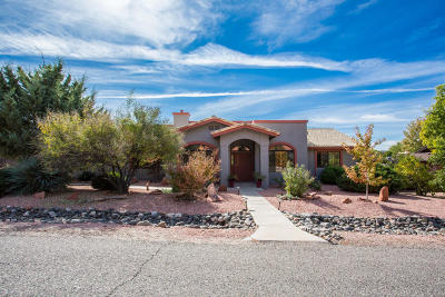 Sedona Single Family Home For Sale: 25 Windmill Drive