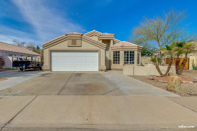 Mesa Single Family Home For Sale: 518 N Creston Street