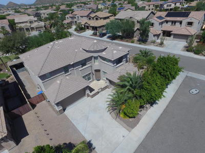 Phoenix Single Family Home For Sale: 4934 W Tether Trail