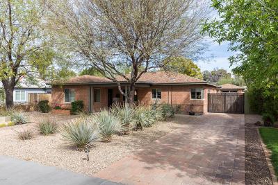 Phoenix Single Family Home For Sale: 346 E Orange Drive