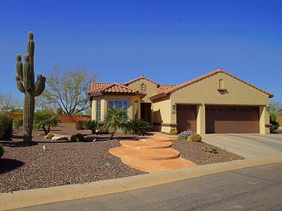 Eloy Single Family Home For Sale: 5501 W Pueblo Drive