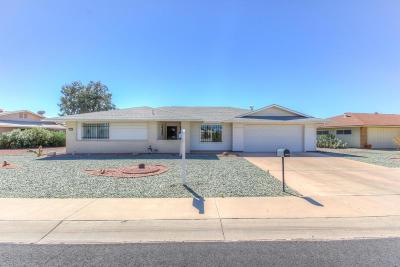 Sun City AZ Single Family Home For Sale: $215,000