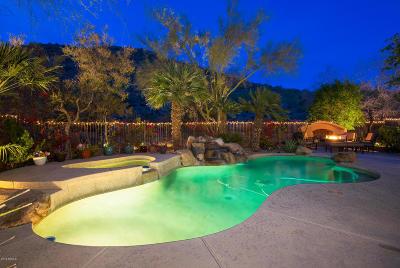 Scottsdale Single Family Home For Sale: 12180 E Columbine Drive