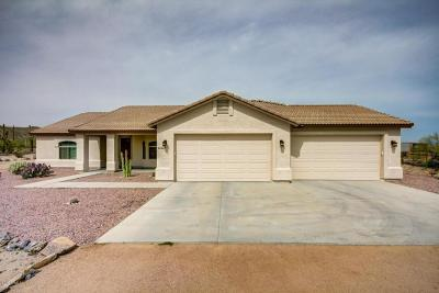 Queen Creek Single Family Home For Sale: 28622 N Brenner Pass Road